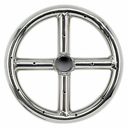 American Fireglass Stainless Steel Fire Pit Ring Burner