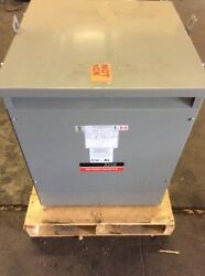 Rex Power Magnetics 75 KVA Transformer CAT. NO. RC75J-B 3PH. AUT