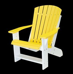 Wildridge Recycled Plastic Heritage Adirondack Chair