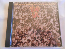 Crunch Time by Hank Crawford  Jimmy McGriff (CD Mar-1999 Milestone (Label))