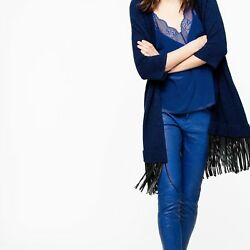 NEW ZADIG & VOLTAIRE WOMENS PALOMA CASHMERE CARDIGAN