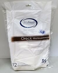 12 Oreck XL Buster B Vacuum Bags PKBB12OF PKBB12DW BB870 BB900 by Electrolux $9.95
