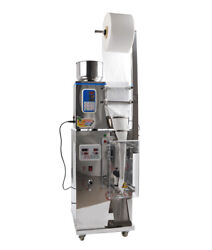 1-100g Granule Weighing & Packing Machine 3-side seal (Max Size:10*17CM W*L)