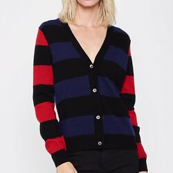 NEW EQUIPMENT WOMENS SHELLY CASHMERE CARDIGAN