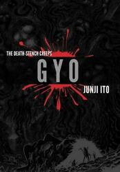 GYO 1-2 : The Death Stench Creeps Hardcover by Ito Junji Brand New Free s...
