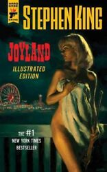 Joyland Hardcover by King Stephen Brand New Free shipping in the US