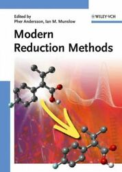 Modern Reduction Methods Hardcover by Andersson Pher G. (EDT); Munslow Ian...