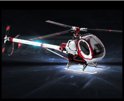 Schweizer 300C Smart Helicopter RC GPS Full Metal Simulation 2.4G Adult Gift HOT $1279.91