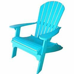 Adirondack Chairs Phat Tommy Recycled Poly Resin Folding Durable Eco-Friendly