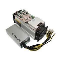IN-HAND NEW Bitmain Antminer S9 13.5TH With Antminer Power Supply APW3++