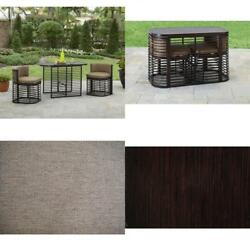Better Homes and Gardens Murray Hill 3 Piece Outdoor Bistro Set