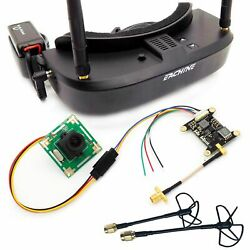 Racing Drone FPV Kit with EV100 5.8G Goggles 25 200 600mW Transmitter Camera $209.95
