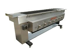 Seekh Kebab Conveyor Charcoal Grill ORIGINAL New Design Automatic Rotating GRILL