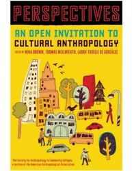 Perspectives: An Open Invitation to Cultural Anthropology (Paperback or Softback
