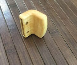 Wooden Intake  Exhaust Vent Tabs – Select Your Wood