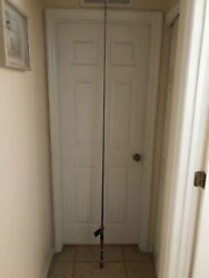 Halo Fishing Twilite Series Bait Casting Bass Rod HFTS73HC 73 Heavy Series I $150.00