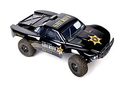 Custom Body Police Style for Traxxas 1/10 Slash 4x4 VXL Slayer Shell Cover 6811 $34.98