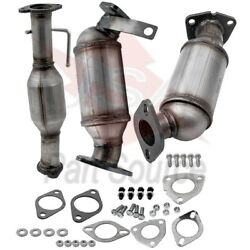 Catalytic Converter 3pc Set Fits 2009-2017 Buick Enclave 3.6L Brand New $216.90