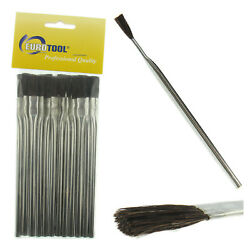 Utility Flux Brush For Soldering Applying Acid Epoxy Glue Paste Hobby Disposable