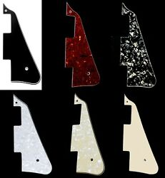 3-Ply Pickguard for Epiphone Les Paul – Choice of Color wHardware