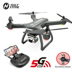 Holy Stone HS700D GPS FPV Drone With 2K HD Camera WIFI Brushless RC Quadcopter $149.99