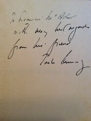 JOHN F. KENNEDY Profiles in Courage Signed Inscribed 1956 Edition