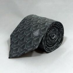 Past Master WITH Square Woven Necktie Gray Style 2 $16.95