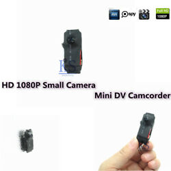Mini DVR Camcorder Small Camera Full HD 1080P Audio Video Recorder $33.29