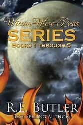 Wiccan-were-bear Paperback by Butler R. E. Brand New Free shipping in the US