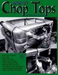 How to Chop Tops Paperback by Remus Timothy Brand New Free shipping in th...