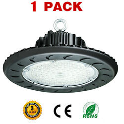 100Watt LED High Bay Light For Commercial Lighting Warehouse Auto Shop Garage