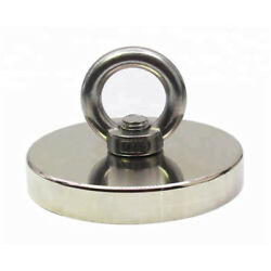 FISHING MAGNET UPTO 2000 LBS PULL FORCE HEAVY DUTY STRONG NEODYMIUM MAGNET $19.95