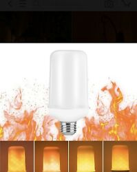 *Wholesale*LED Fire Flame Light Bulb Great For Holidays