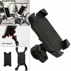 Motorcycle Universal MTB Bike Bicycle Phone Holder For Samsung Cell Phone GPS $19.90