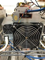 Bitmain Antminer L3 Scrypt 504MH s Miner w APW3 PSU Lightly Used FREE SHIP $80.00
