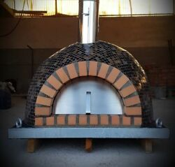 Amazing Outdoor Wood Fired pizza Oven - Outdoor Garden & Patio - Wood Fired Oven