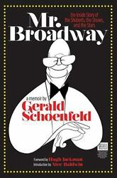 NEW - Mr. Broadway: The Inside Story of the Shuberts the Shows and the Stars