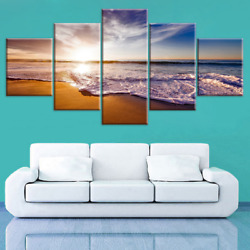 Unframed Modern Art Oil Painting Print Canvas Picture Home Wall Home Decoration $11.05