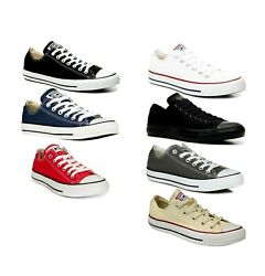 Converse All Star Chuck Taylor Canvas Low Top brand new with tagswithout box $49.95