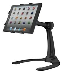 NEW - IK Multimedia iKlip Stand adjustable desktop raiser stand for iPad mini