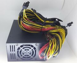 2400W Power Supply For Mining 247 180V-240V