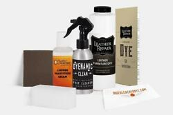 Professional Leather Furniture Dye Kit - Over 60 Colors and 4 Sizes available