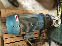 25 Hp 3 phase SS Centrifugal Pump EBARA 2 available