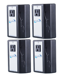 REDUCE Dirty Electricity Satic Pure Power Plug In 4 Pack Reduce Power Cost $679.00