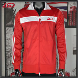 LGD Gaming Red Sports Esports Track Jacket XL Autumn Spring Casual Sportswear $98.97