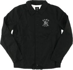 Hard Luck Og Coaches Jacket xl Black $59.99