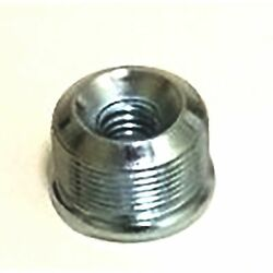 Generic Commercial Wire Shelving Screw In Style Female Threader for Chrome Shelf