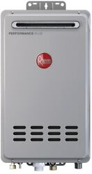 Rheem Performance 8.4 GPM Propane Mid Efficiency Outdoor Tankless Water Heater