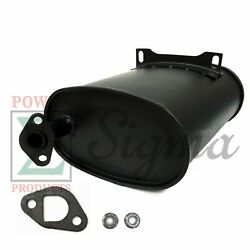 Exhaust Muffler For All Power Duromax DuroStar Sigma 3250W 4000W Gas Generator $29.99