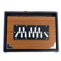 SHRUTI BOX 13 NOTES C To C 440Hz HAND MADE INDIAN MUSICAL INSTRUMENT $148.98